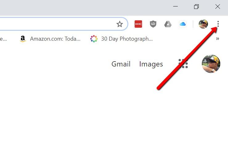 updating google chrome manually