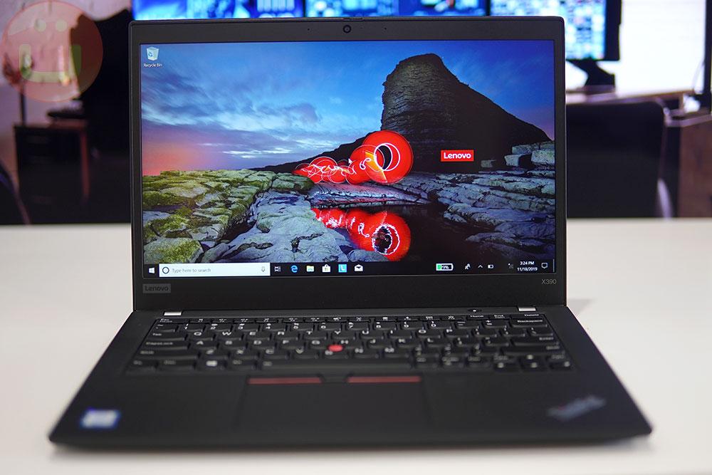 Lenovo Thinkpad X390 Review Ubergizmo