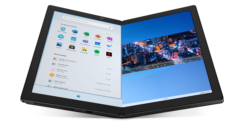 Lenovo Thinkpad X1 Fold Laptop Coming In 2020 Ubergizmo