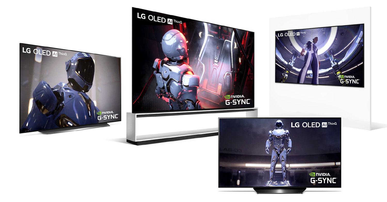 Fortnite Pros Use Gsync Lg 2020 Oled Tvs G Sync Living Room Gaming Nirvana Ubergizmo
