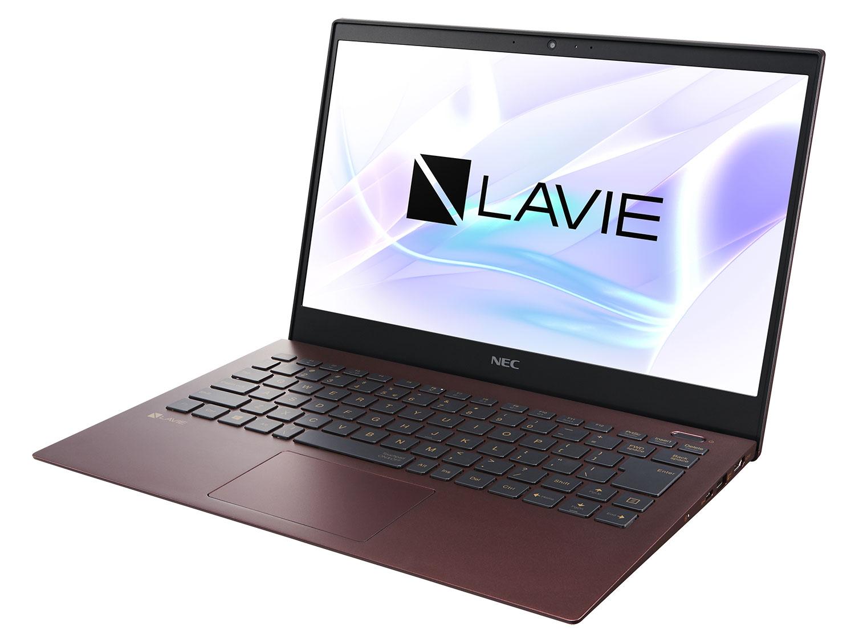 NEC LAVIE Pro Mobile: Incredibly Light 1.8 Lbs 13.3-inch Laptop | Ubergizmo
