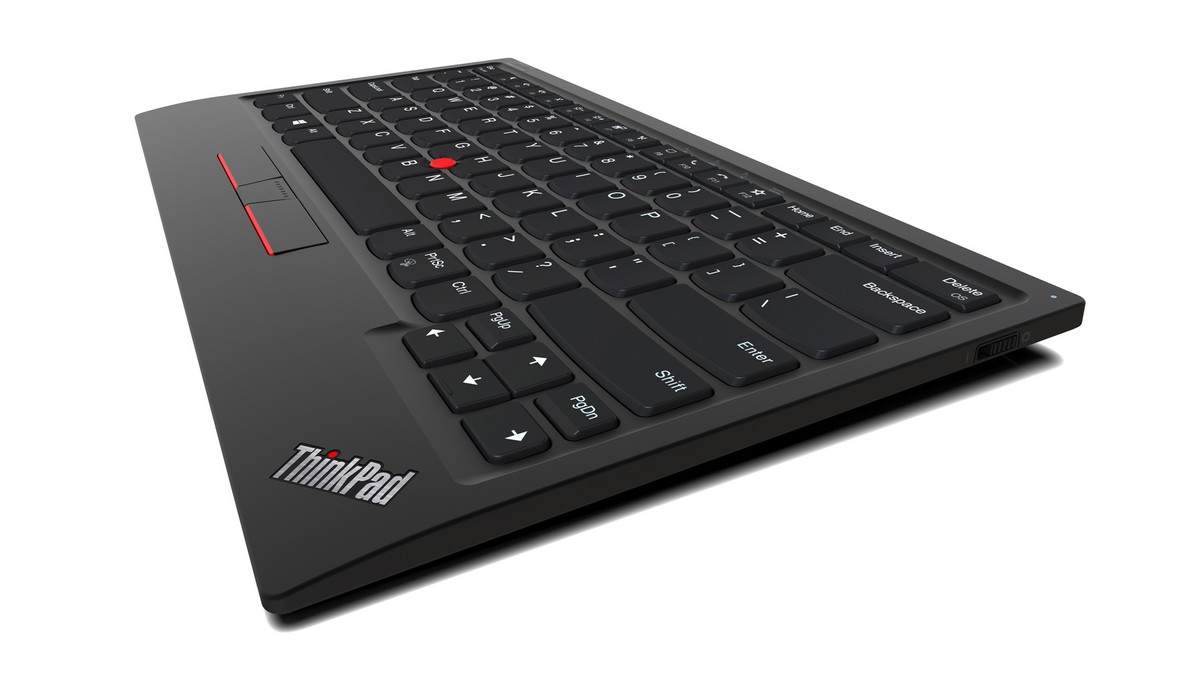 Lenovo Is Now Selling Its Thinkpad Laptop Keyboard As A Standalone Accessory Ubergizmo