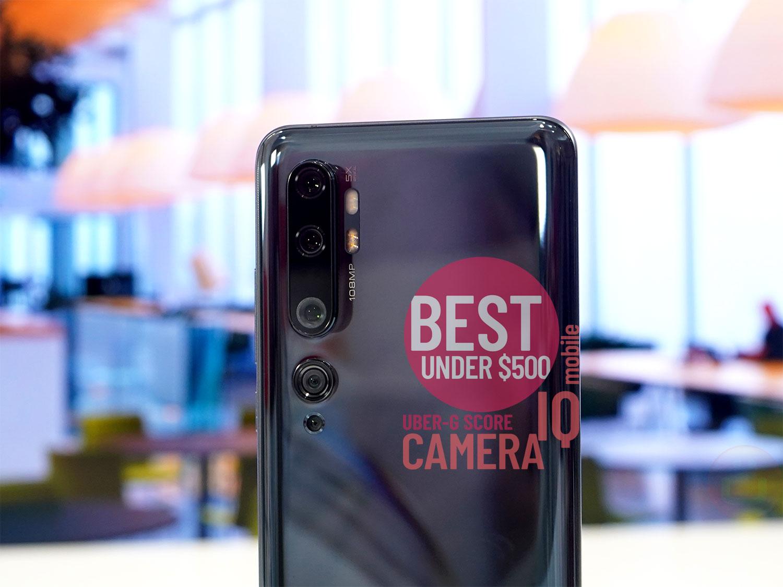 Test caméra Mi Note 10 (Mi CC9)