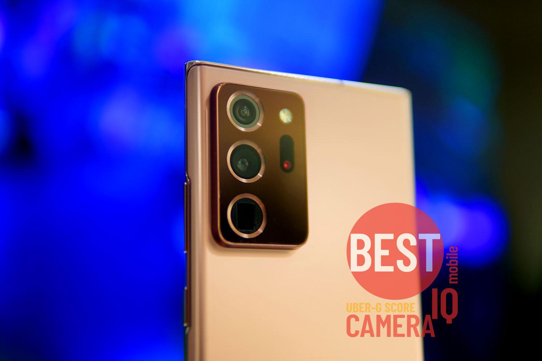 Test caméra Galaxy Note 20 Ultra