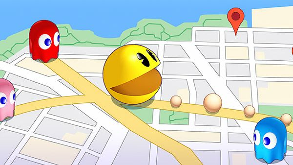 Pac Man Geo Wants To Take Pac Man Into The Real World Ubergizmo