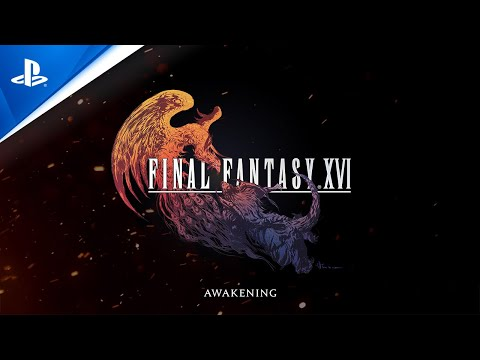 Final Fantasy XVI Announced For The PS5