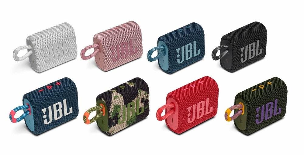 Jbl S Go 3 Portable Bluetooth Speaker Announced Ubergizmo