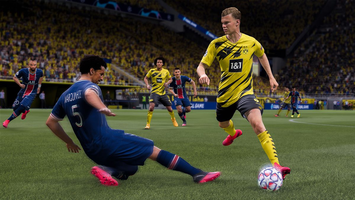 FIFA 21 Update Lets You Set Microtransaction Limits