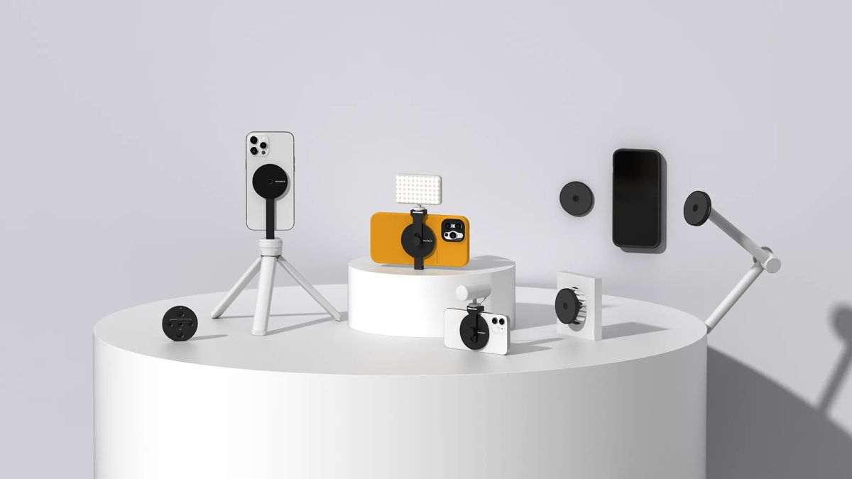 Moment Unveils New MagSafe Camera Accessories For The iPhone 12