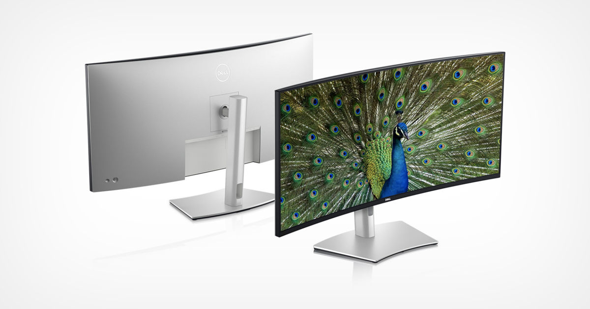 Dell Just Launched A 40-inch Ultrawide Curved Monitor
