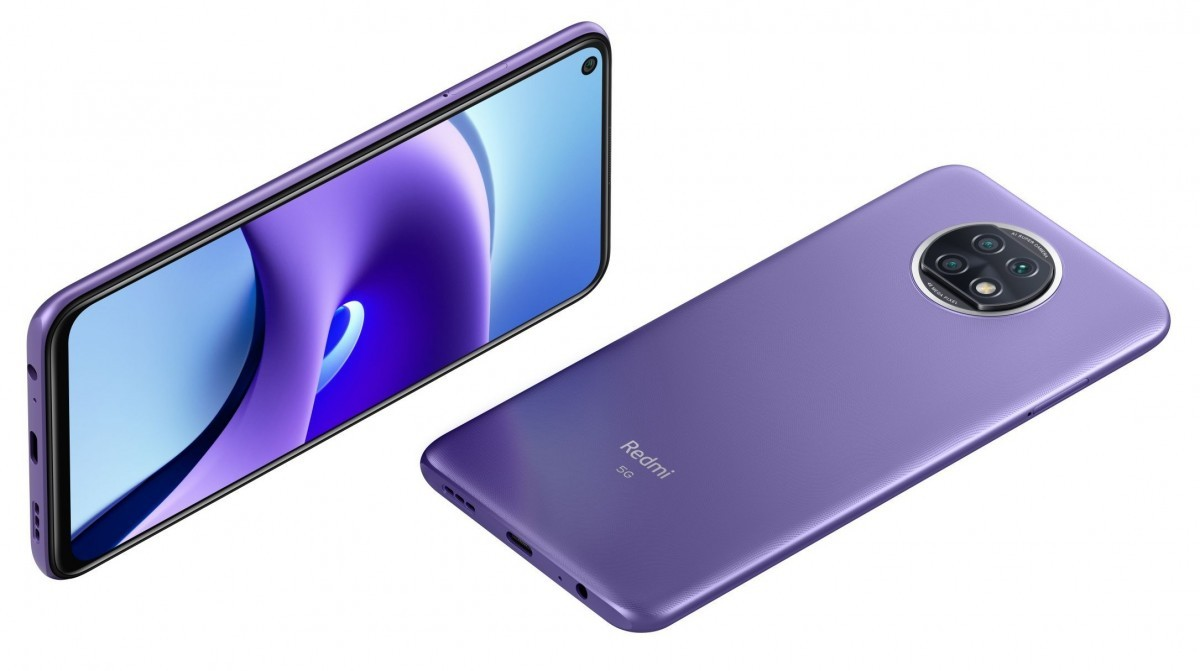 Xiaomi Redmi Note 9T 5G Is An Affordable 5G Smartphone