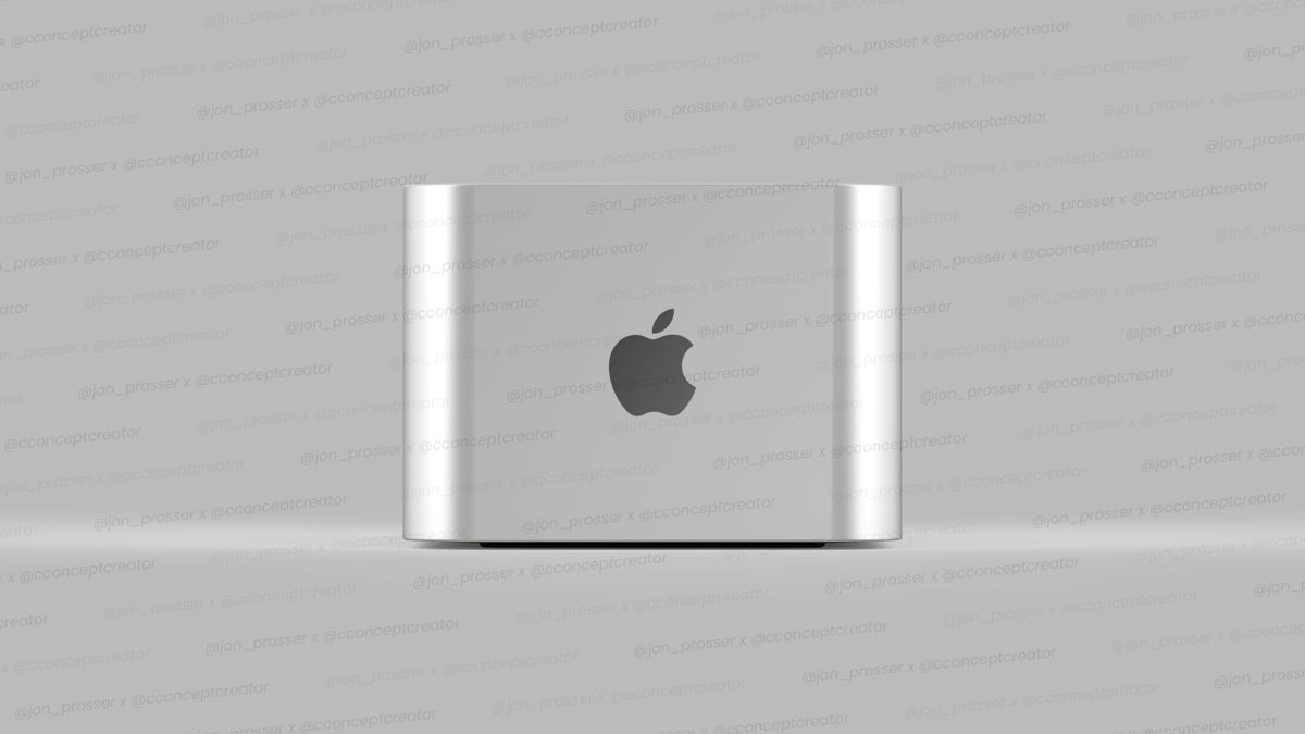 , [:en]Apple Silicon Powered Mac Professional Might Look Like A Larger Mac Mini[:], Laban Juan