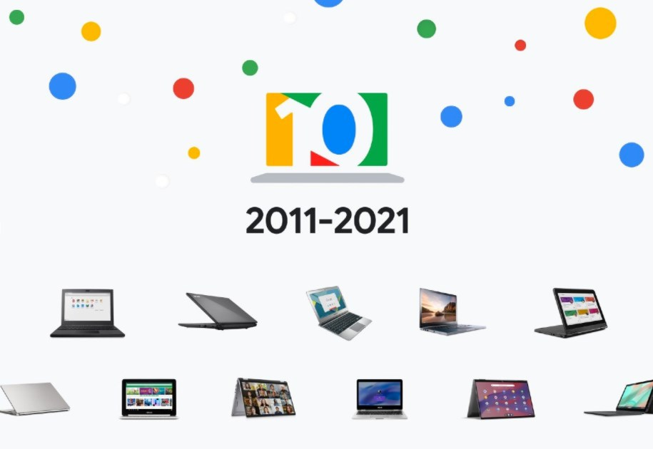 Chrome OS Gets New Features For Its 10th Anniversary