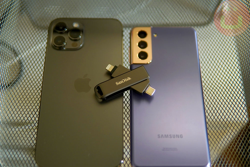 iXpand Flash Drive Luxe Review