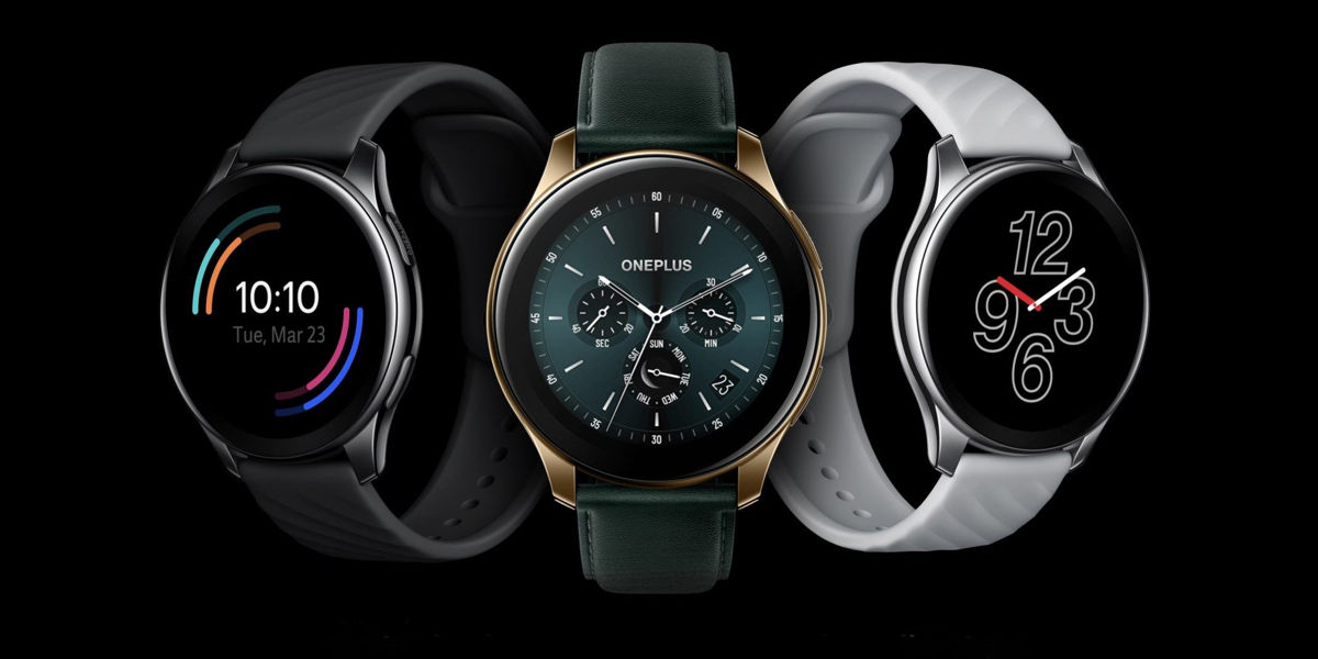 OnePlus Debuts Its First Ever Smartwatch