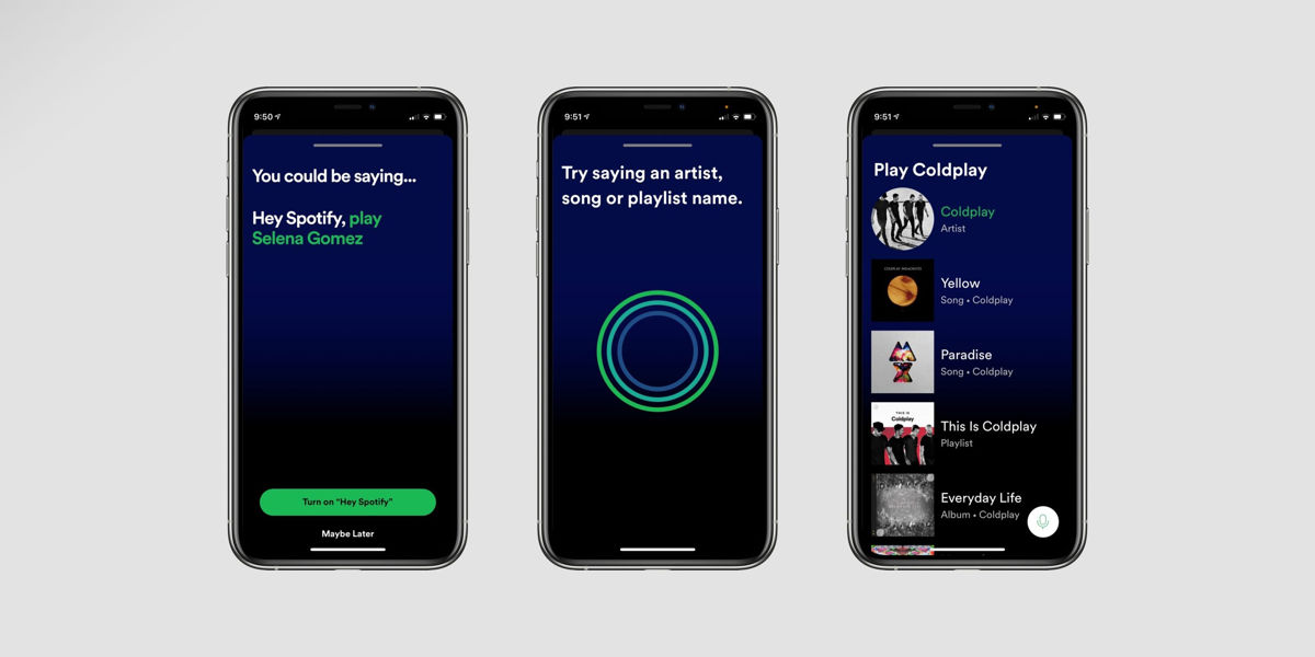 Spotify Rolls Out Hands-Free Digital Assistant For iOS And Android