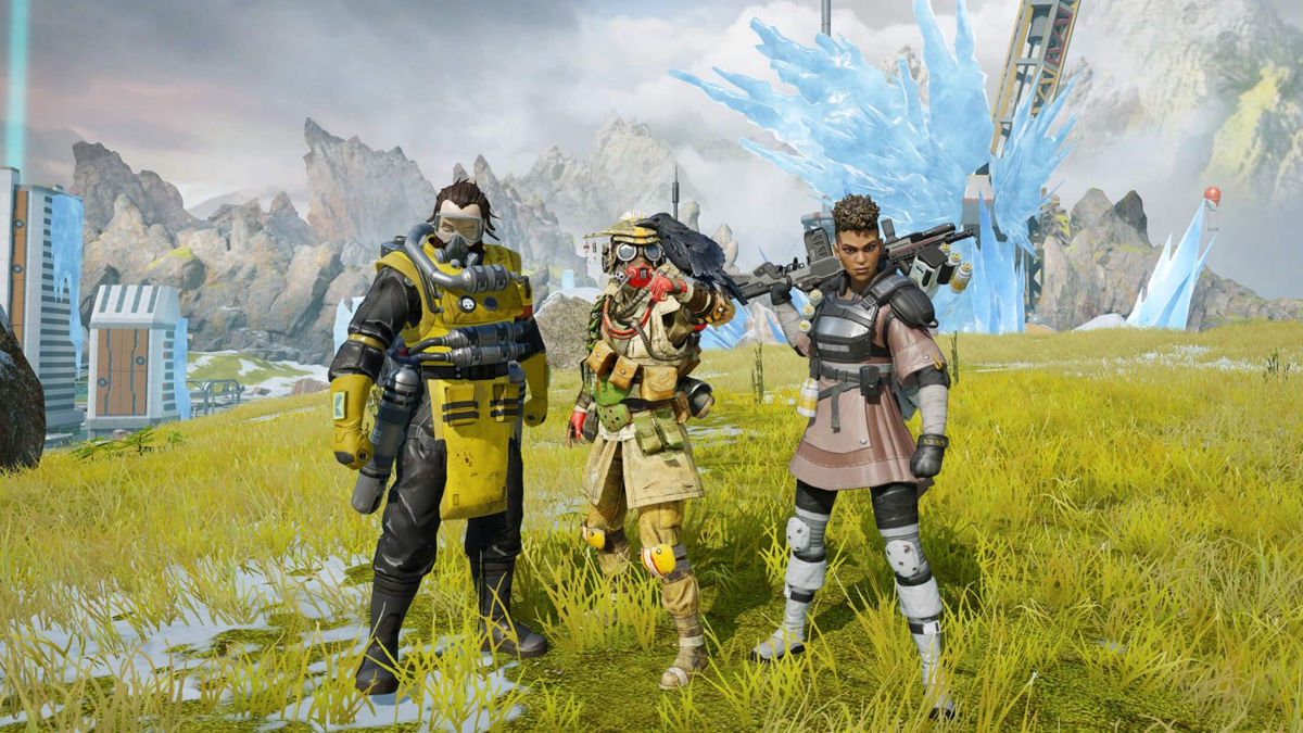 Apex Legends Officially Announced For Mobile