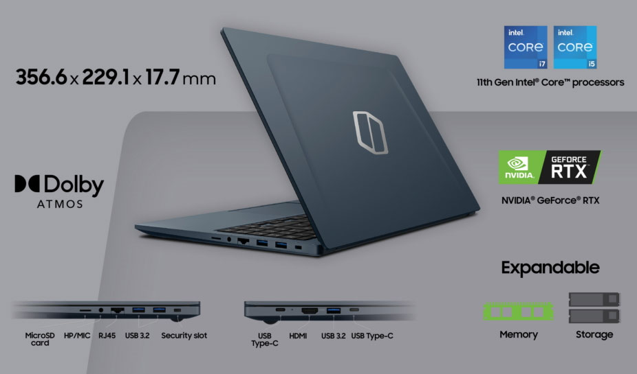 """Samsung Galaxy Book Odyssey: A Promising 15.6"""" Gaming Laptop"""