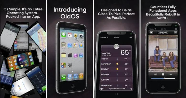 Teen Developer Recreates iOS 4 As A Standalone App