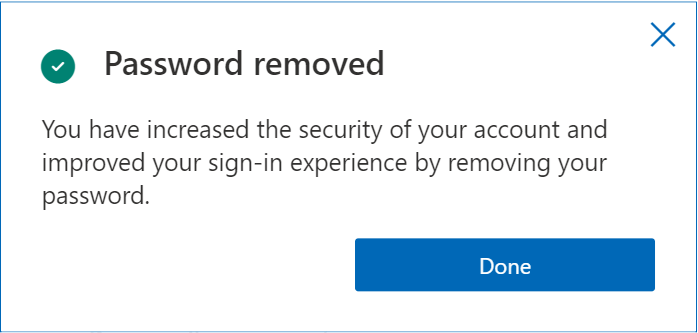 Microsoft Now Offers Users A Passwordless Way To Log Into Their Accounts