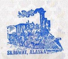 15 carimbos legais para o seu passaporte stamp cool apure guria skagway alasca