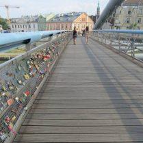 Ponte dos cadeados