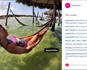 Despachadas no instagram Salinas