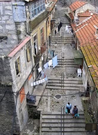 Escada do Codeçal Porto Portugal