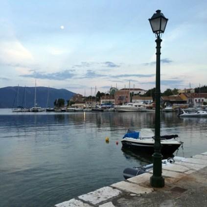 Fiskardo kefalonia grécia