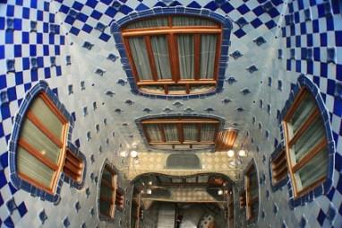 Casa Batlo Arquitetura Barcelona Antonio Gaudí
