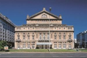Teatro Colon Arquitetura Buenos Aires