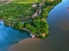 Encontro dos Rios Poti e Parnaíba Teresina Piauí