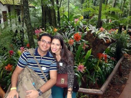 Parque das Aves Foz do Iguaçu