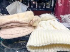 Roupas de frio no Saara