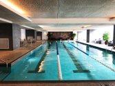 piscina do Trump Tower hotel em Chicago