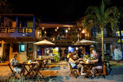 Restaurante Jiló, Itacaré