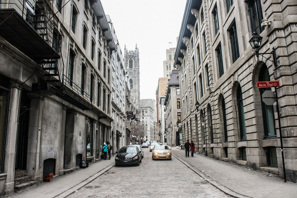 Bairro Old Montreal