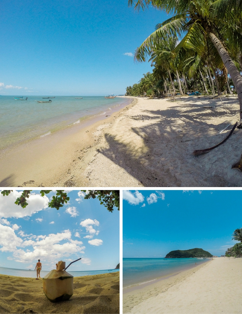 Praias em Koh Phangan