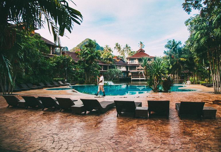 Railay Princess Resort & Spa - piscina