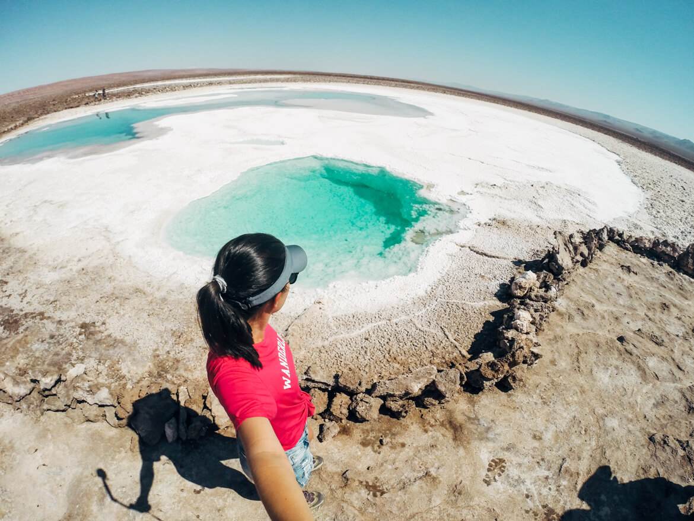 Lagunas Escondidas de Baltinache   Viajando na Janela
