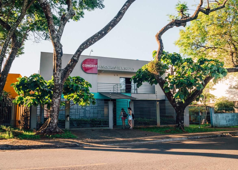 Concept Design Hostel - Foz do Iguaçu