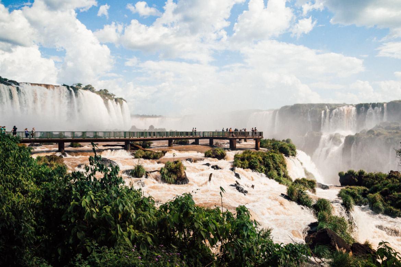 o que fazer em Foz do Iguaçu - não é à toa que é uma das Maravilhas Naturais do mundo, né? <3