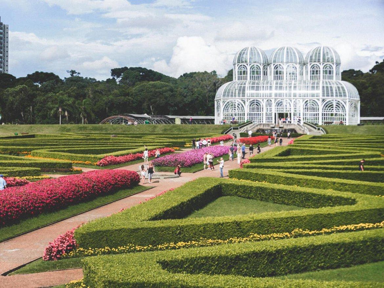 O que fazer em Curitiba - Jardim Botânico