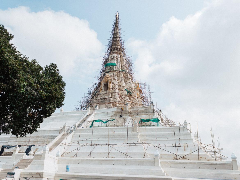 Ayutthaya: Chedi Phukhao Thong