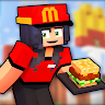 telecharger Fast Food Restaurant Mod for Minecraft apk
