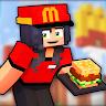 Fast Food Restaurant Mod for Minecraft apk icon