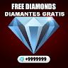 Diamantes Free.Fire Gratis Free Diamonds Apk icon