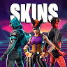 FBR Skins Cool Battle Royale Skins apk icon