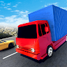 Extreme Truck Traffic Racer: City Drive Adventure game apk icon