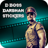 D Boss Darshan Stickers For WhatsApp : WAStickers app apk icon